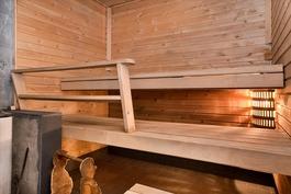 sauna puukiuas