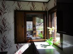 Keittiön ikkunakulmaus