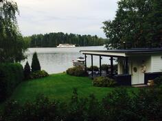 Talolta järvelle