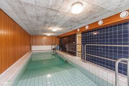 Yhtiön uima-allasosasto