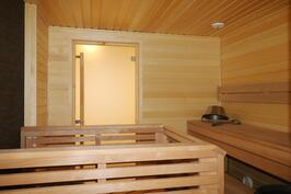 Taloyhtiön yhteiset saunatilat