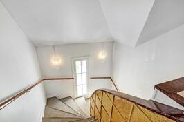 Kaunis 40-luvun portaikko