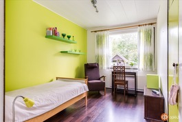 Moderni makuuhuone 2