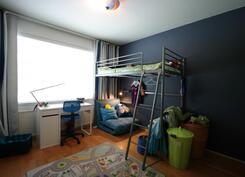 Lapsen makuuhuone