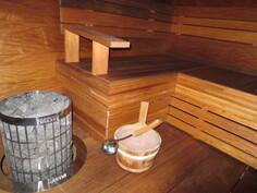 Sauna/kiuas