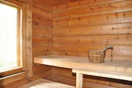 Valoisa sauna