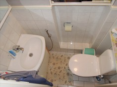 Asuinkerroksen wc