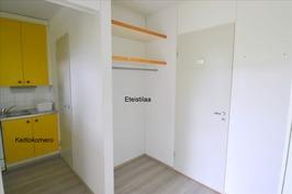 Eteistilaa
