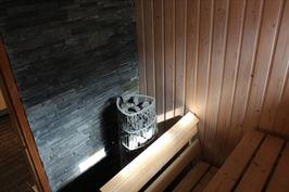 2011 uusittu sauna