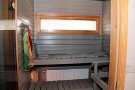 1.krs. sauna