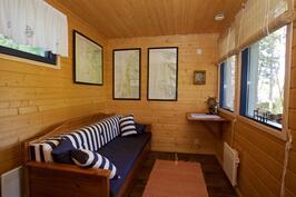 saunatupa, myos lämmintä tilaa
