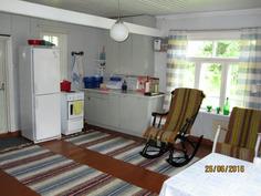 kamarin ovelta keittiönurkkaukseen