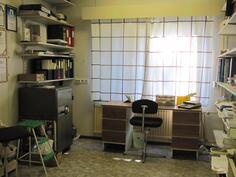 Myymälän toimistohuone