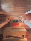 Asuinrakennuksen sauna