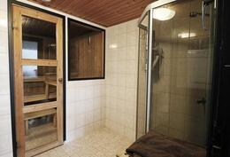 sauna / suihku