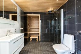 Huikee kylpyhuone