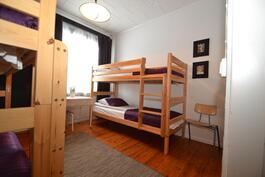 majoitustilan huone