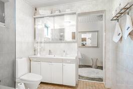 Kph:ssa toinen wc-istuin