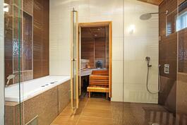 SPA, kylpyhuone
