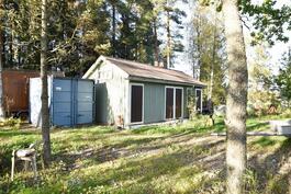 sauna, puuliiteri
