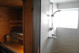 Remontoidut suihku- ja saunatilat