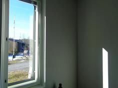 Makuuhuoneen ikkunasta