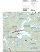 Sulkusjärven suunnan vesialueita
