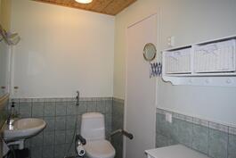 Alakerran wc nro.1