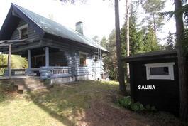 Talo-sauna