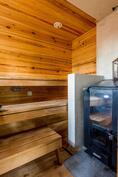 Sauna - mahtavat löylyt.