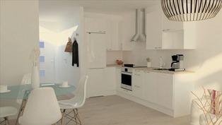 3h keittiö