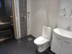 Sauna, kylpyhuone