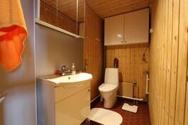 wc:n kiintokalusteet ja wc-istuin vaihdettu v.2012.