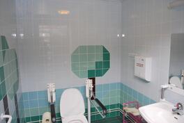 Inva wc