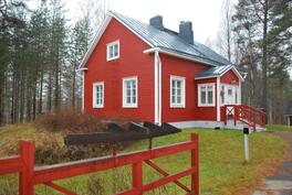 Metsänvartijan talo