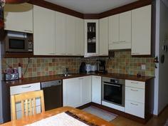 Keittiö uusittu 2012