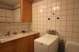 kodinhoitotilaa/toinen wc