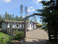 Tervetuloa rantakiinteistökaupoille Euran Loukostenjärvelle n. 25 km Raumalta!