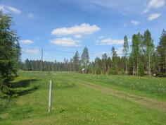 Kiinteistöön kuuluu myös 2 isohkoa peltopalstaa, joiden välissä tieliittymä omalla maalla!