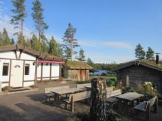 HETI VAPAA edustustason 2000-luvun rantakiinteistö n. 25 km Raumalta!
