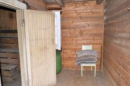 Saunaosaston saunakamari