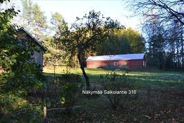 Salkolantie 316 mökki ja vanha talousrakennus