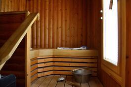 AK sauna