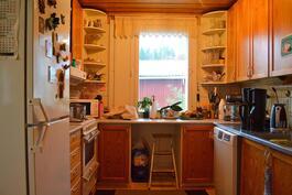 AK keittiö