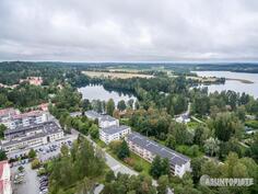 Ukkijärvi ja Vesijärvi siintelee taustalla