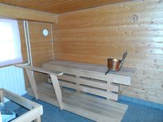 HUOM sauna ja suihku ei kytketty viemäriin, pesuvedet imeytetään maahan
