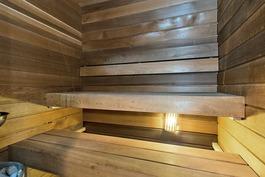 Sauna remontoitu v. 2010