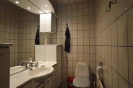 WC 1, yläkerta