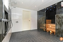 Nauti hulppeasta saunaosastota!