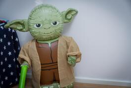 Makuuhuone 2:n Yoda